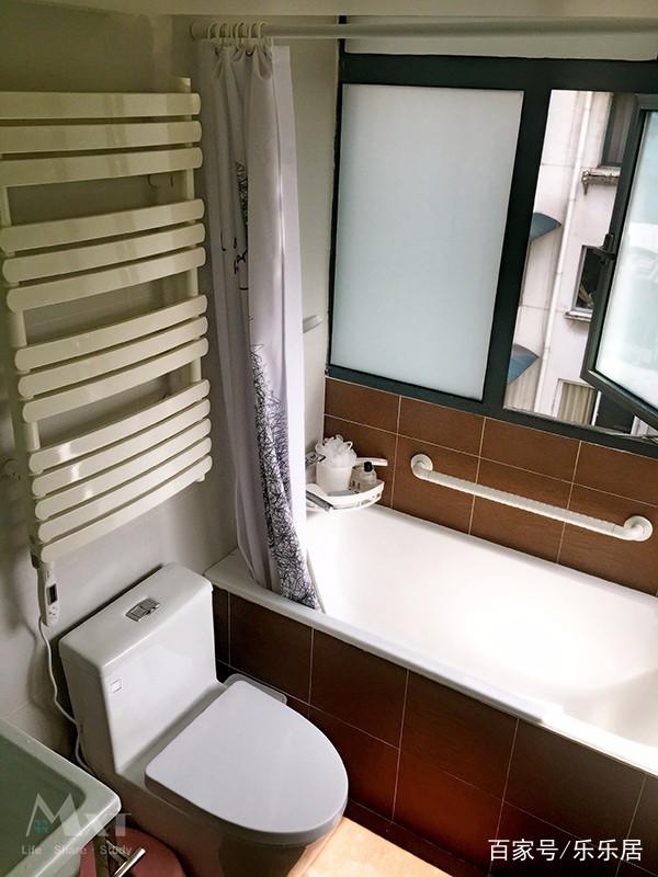 毛巾架为什么要安装在马桶上方?电热毛巾架有必要装吗?看解释!