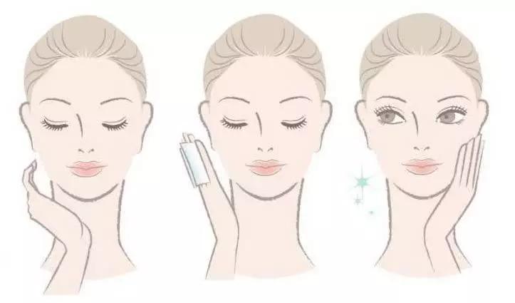 用毛巾洗脸好不好?教你正确的洗脸方式!