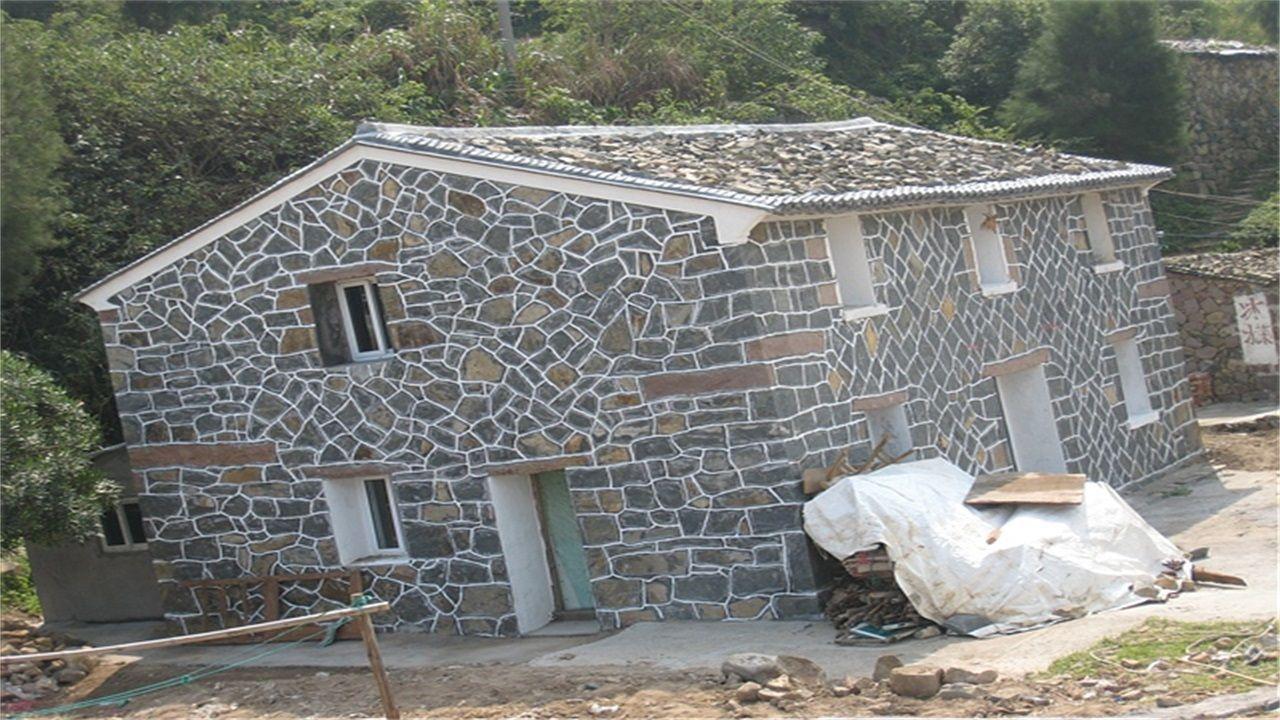 """浙江""""网红""""古渔村:特色石屋被""""虎皮""""包围,比油画还美!"""