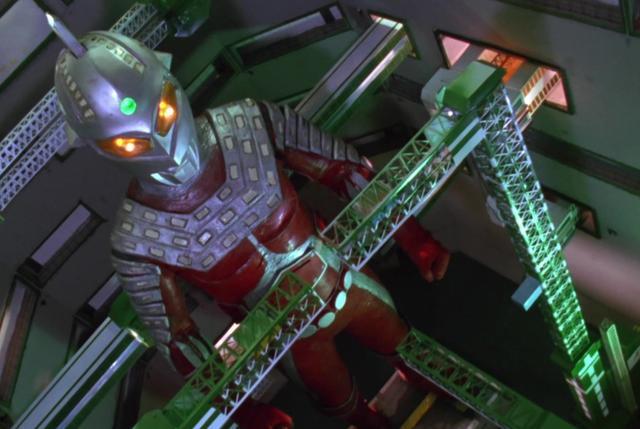 奥特曼中四个被制造出来机械奥特曼,人类制造果然最垃圾!!