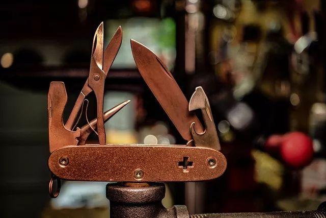 听说,这是一把处在刀具鄙视链最底层的小刀