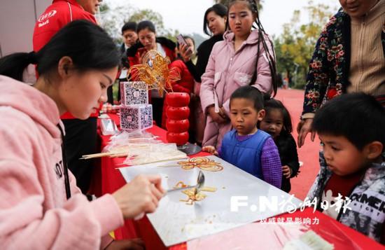 福州:寓教于乐活动丰?织密食安防护网