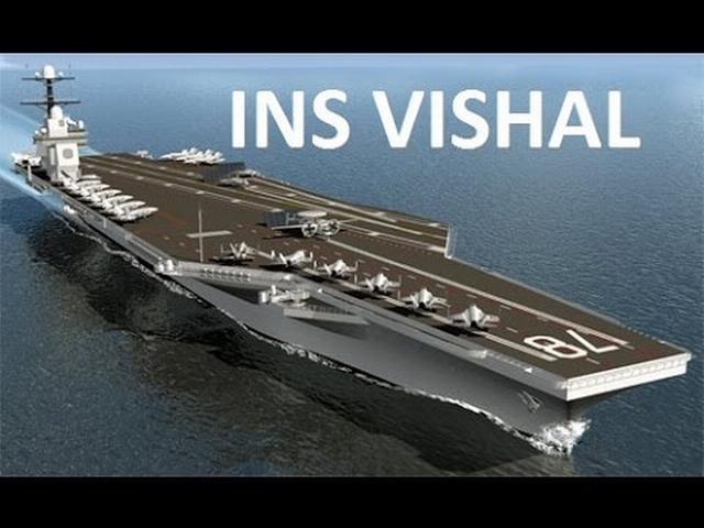 美专家打脸太狠,称印度建造下一代航母简直就是浪费时间!