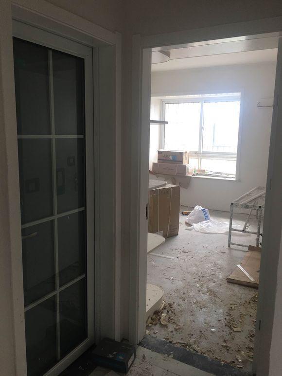 装修不包含家电, 一共下来8万左右, 都说我家装修这么便宜