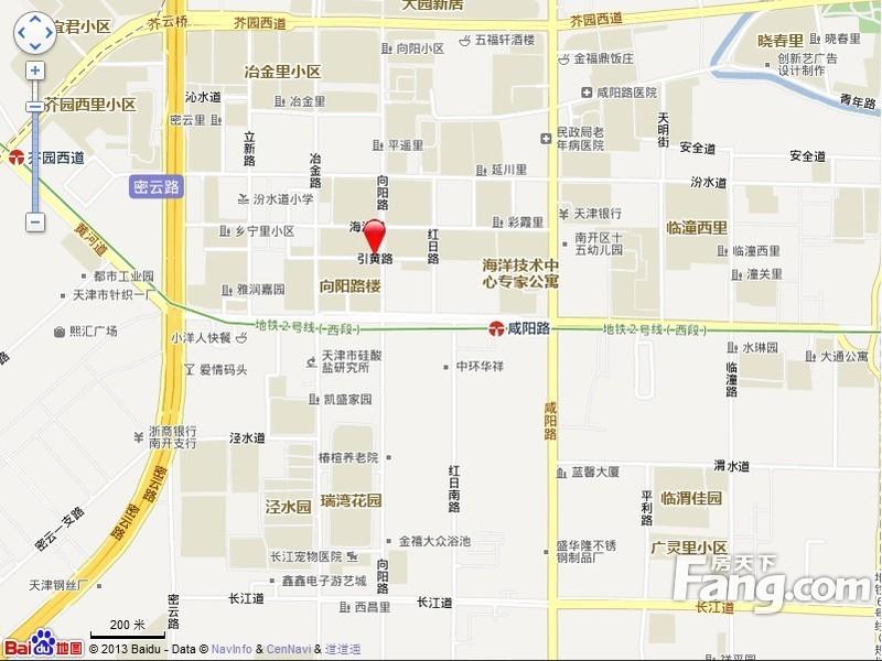 连心里 PK 冶金东里谁是天津最热门小区