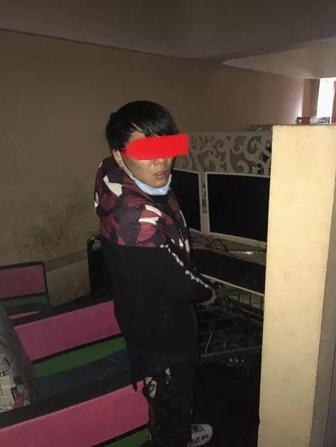 四平平东派出所破获一起盗窃电脑配件案件