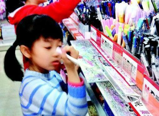才6岁的孩子,就患上了白血病,给孩子买文具,别买味道太大的