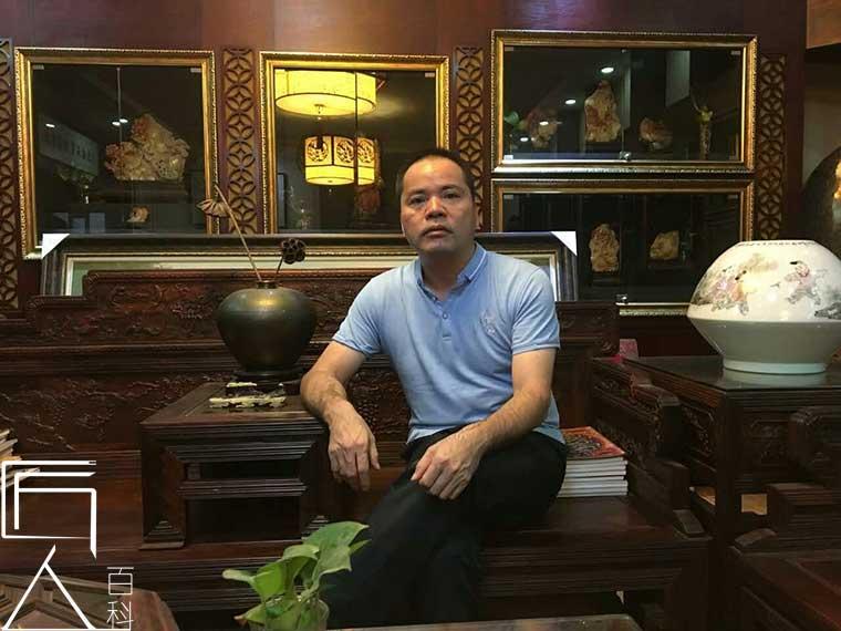 匠人百科|石雕艺术家刘丹明:他与石头有个约定