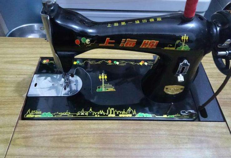 70年代上海牌缝纫机现在值多少钱?有没有收藏价值?!