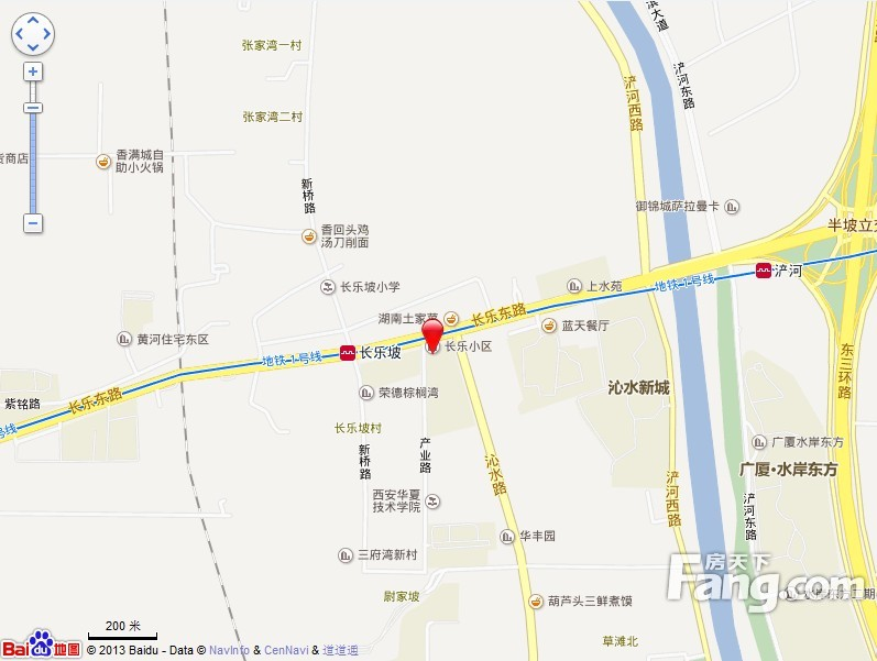 泵阀厂家属院 PK 长乐小区谁是城东最热门小区