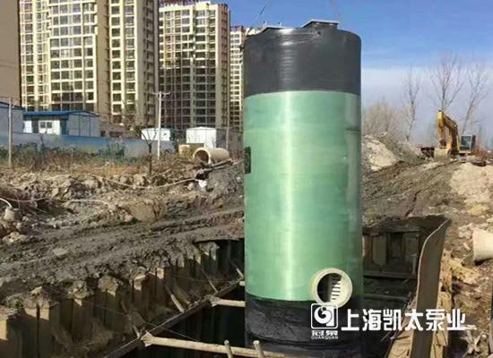 上海凯太泵业深挖预制泵站蓝海 助推绿色发展