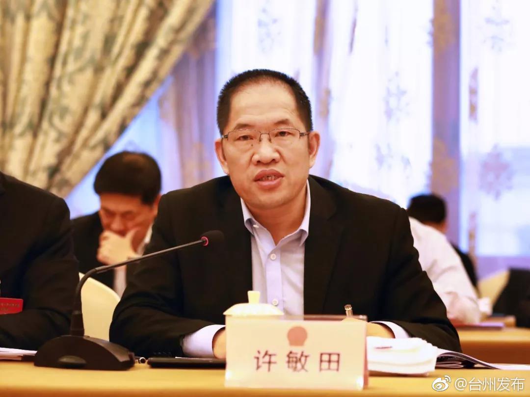 省人大代表、新界泵业集团股份有限公司董事长许敏:对于企业来说