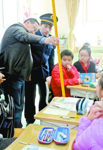 教室采光好不好?课桌椅高度调没调?北京市将抽查中小学教学环境