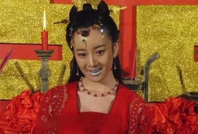 古装剧中那些丑爆了的造型,张檬的石灰嘴,刘亦菲成了黑山老妖