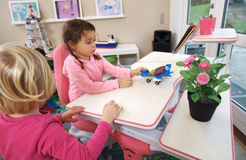 获1亿A轮融资,「爱果乐」想让每个儿童用上健康的学习桌椅