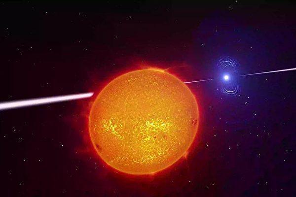 奇特星体磁场比地球强亿倍,如超级发电机