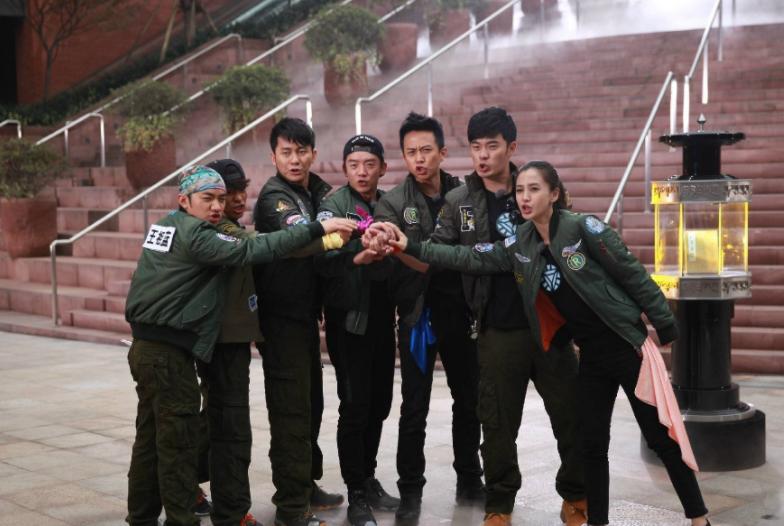 王祖蓝为何只在录制《奔跑吧》时戴头巾?没想到原因如此简单
