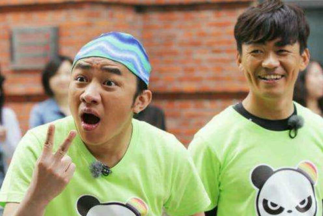 为何王祖蓝别的节目不戴头巾,却唯独在跑男戴?原因真实到不敢信