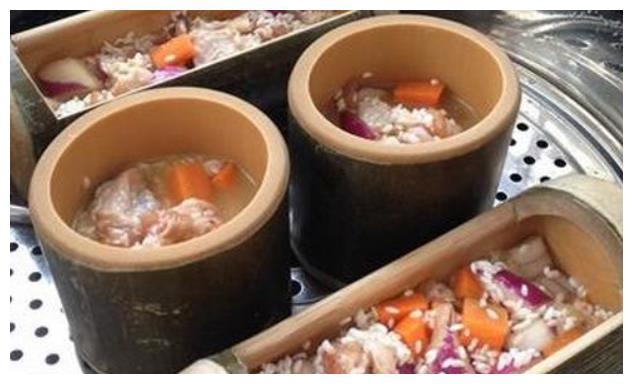 米饭的新吃法!荤素搭配营养均衡,就连模具都是别出心裁!