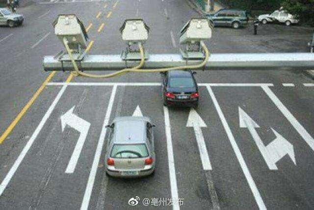 亳州市区将启用34处道路电子监控设备