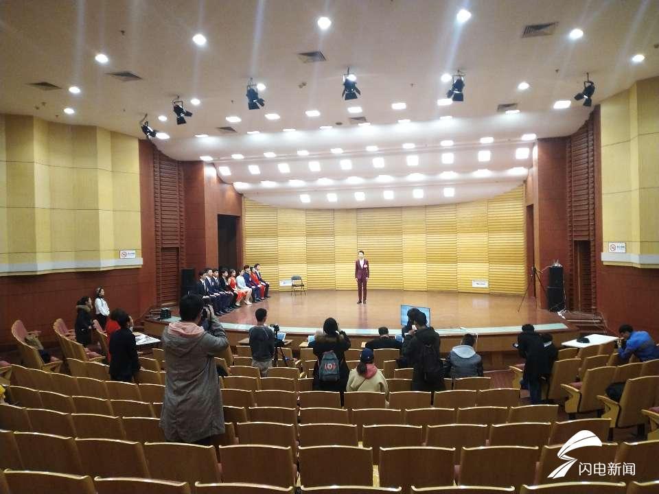 """山艺戏剧学院考生今年涨七成,19部对讲机确保考官、考务人员全部""""失联"""""""