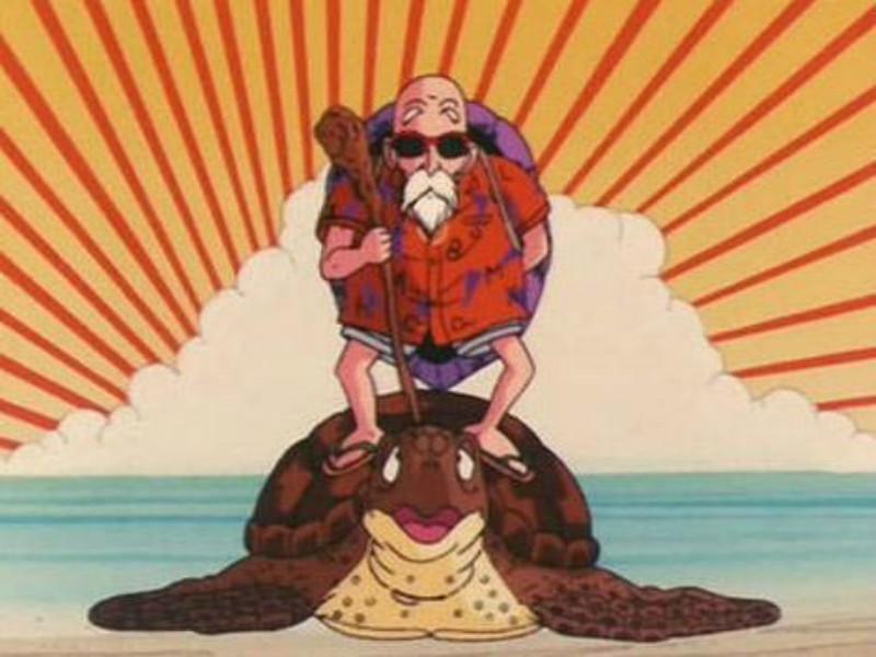 盘点龙珠当中那些奇特的服饰,龟仙人太新潮,天津饭太复古