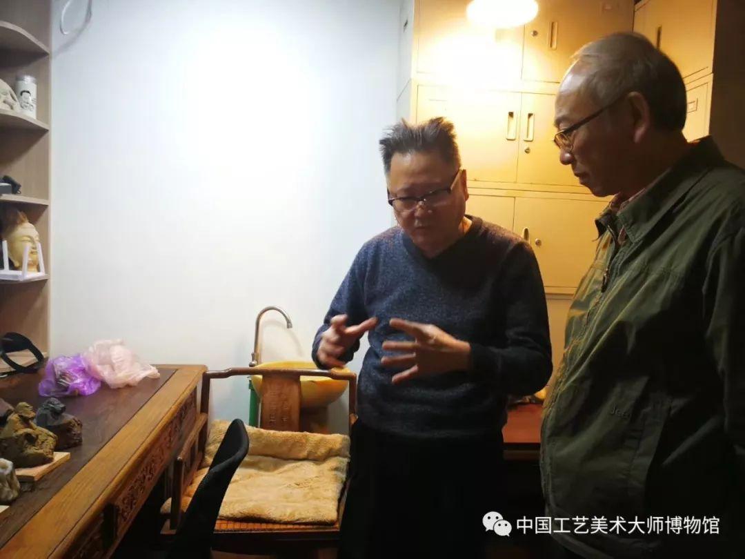 南宫积翠(358)| 中国工艺美术大师——黄宝庆 寿山石雕