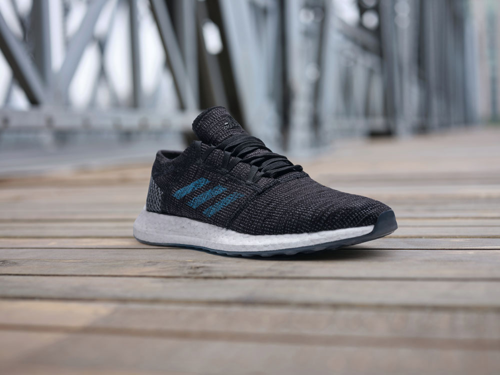 口碑出众的性价比跑鞋!全新 adidas Pure Boost Go 明日发售