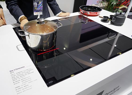AWE2019 | 展现高端品质 米技厨具带来烹饪乐趣