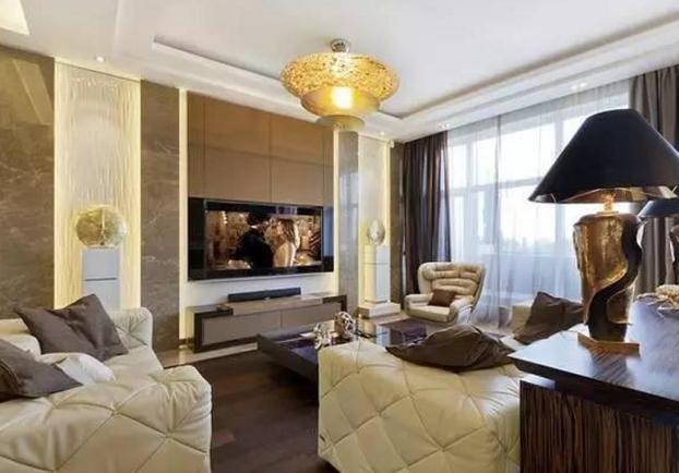 带你看看邓超的海景房装修,卧室采用透明玻璃墙,头次见这样装