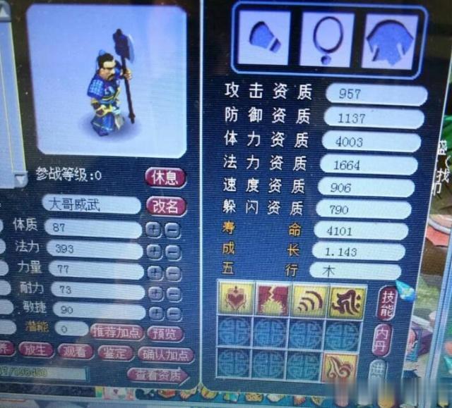 梦幻西游:玩家鉴定出三条同属性饰品,网友:完全没用,浪费运气