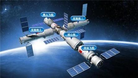 中国曝光空间站核心设备 美网友抱怨此时美国宇航局这样做太笨了