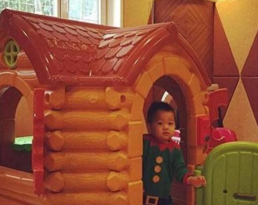 带你看看王学兵住的豪宅:专门给给孩子建玩具房,一家人太幸福了