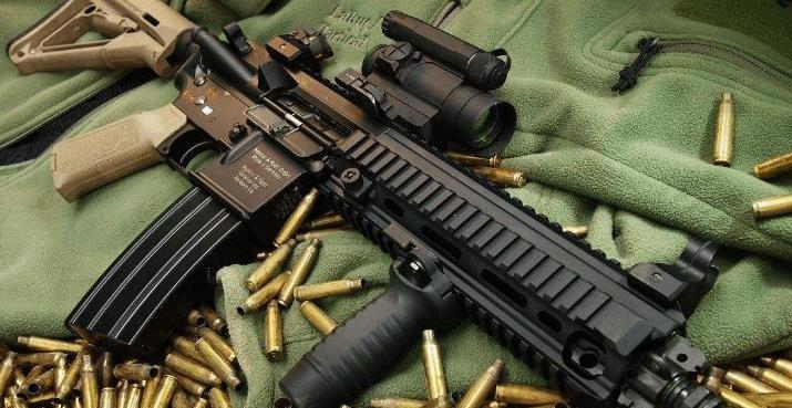 刺激战场: 极其依赖配件的几把武器, 排第一的居然是妹控!