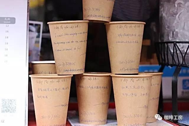 不到一平米咖啡馆,上海又有微型咖啡店露面了!