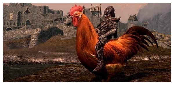 《只狼》里面的鸡都比我厉害 家禽已经成为了隐形杀手