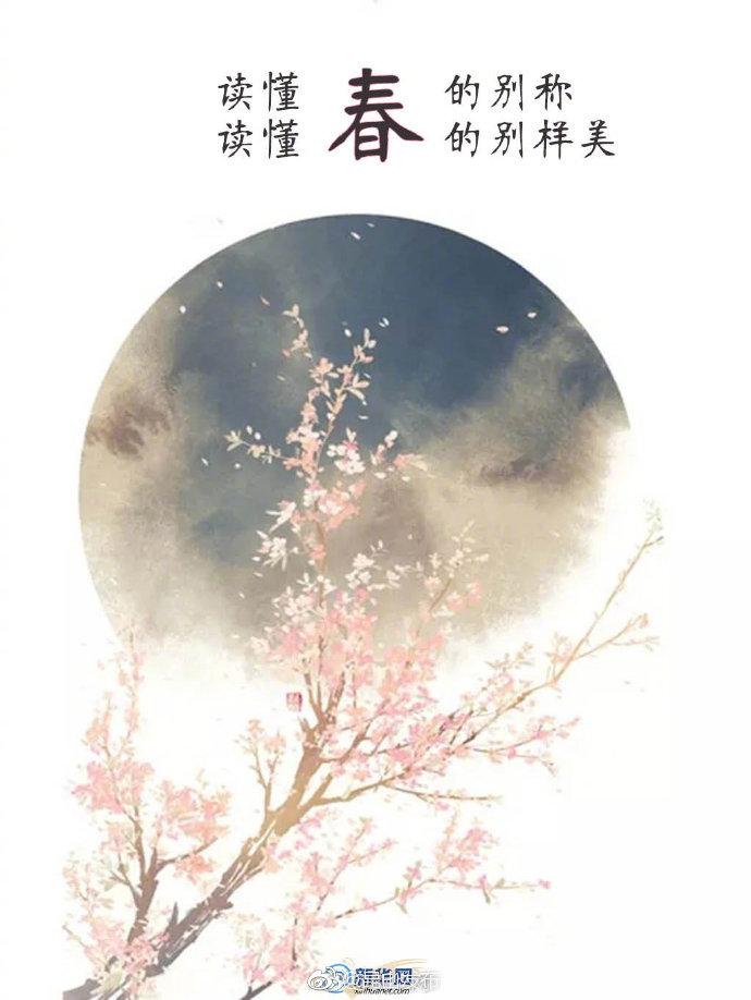 研磨时光,读懂春之美
