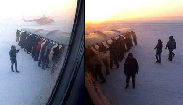 机长与副机长打赌,只看仪表就能降落: 飞机坠毁69人当场遇难