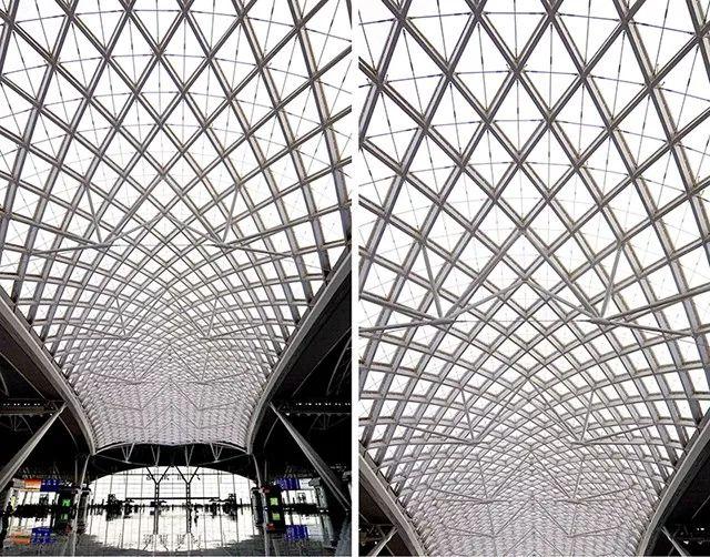 """建筑摄影中的 5 种构图""""绝技"""""""