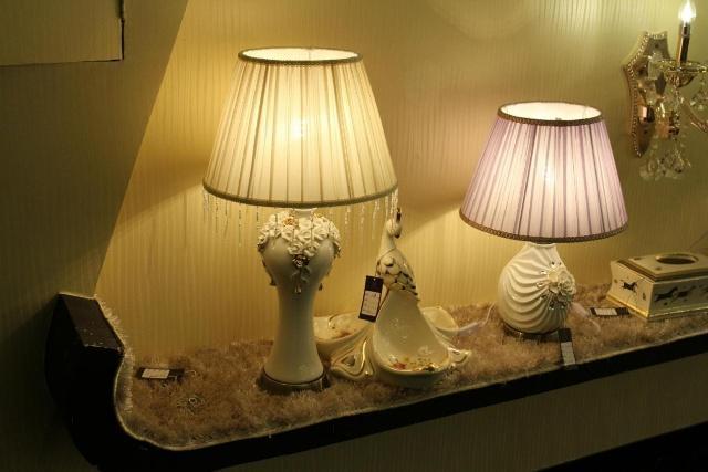 趣味测试:选出一盏你最喜欢的台灯,测出你何时能享福