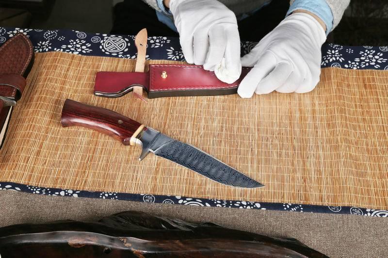 怎样防止刀具生锈?已经生锈了怎么办?方法都在这里了!