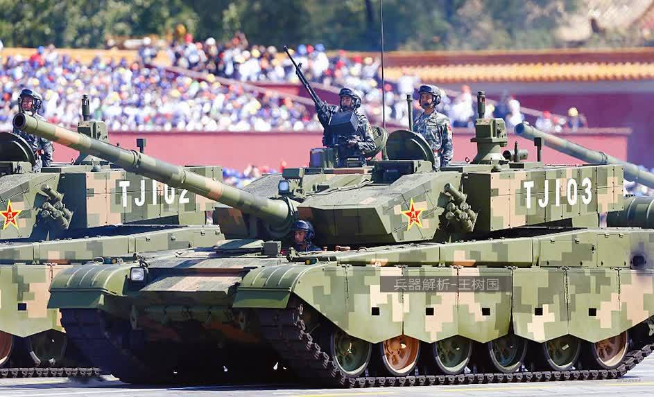 俄罗斯T14坦克跌落神坛!炮塔防护仅为薄板,火力与99A同级