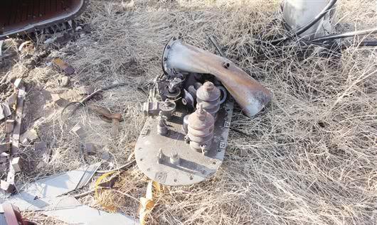夫妻俩疯狂盗拆变压器40台 面对民警驾车冲撞拒捕