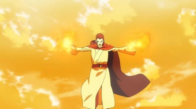 狐妖竹业篇5:王权霸业一把剑鞘逼退金人凤,小魔女东方秦兰发威