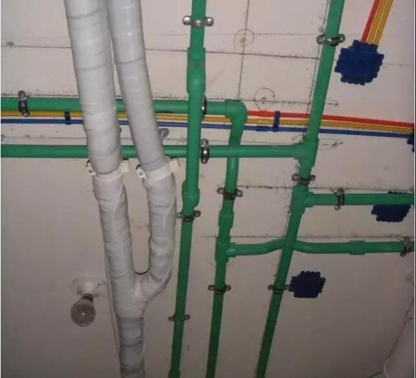 厨卫水电装修走顶没商量,这种才是最正确的做法!
