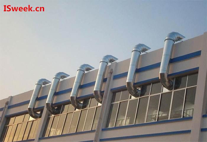 温湿度传感器在通风管道中的应用