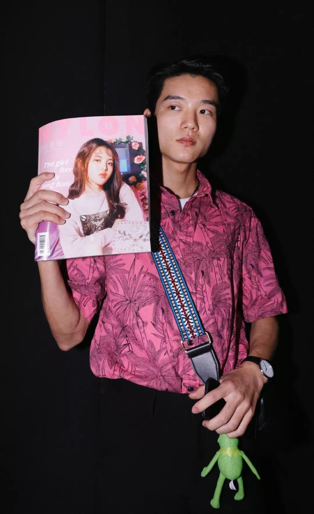 深圳时装周刚落幕,尼龙特派员就在惦记下一届了