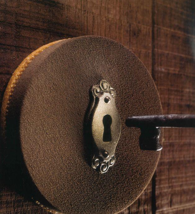"""脑洞大好可怕,学学这牛人怎么搞定的这个""""锁头""""蛋糕"""