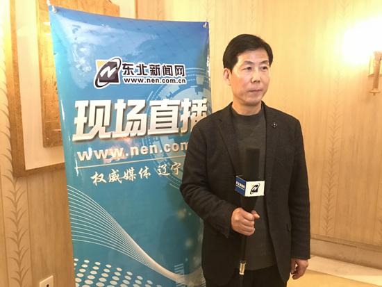 沈阳和盛美麟装饰材料有限公司董事长徐洪流:创新发展,协作共赢