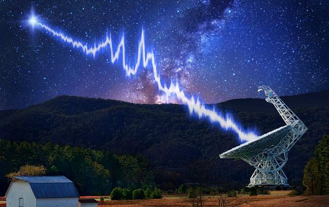 来自宇宙深处的重复无线电波是什么?